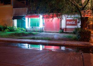 Small corner shop. Ixtapa.