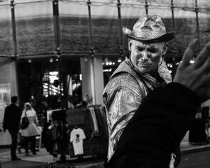 The Silver Cowboy