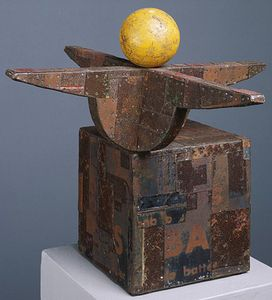 Star Object, Mixed media, 1977