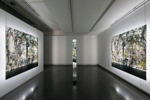 """From the exhibition """"Noémie Goudal: Cinquième Corps"""" © Le Bal, photo Martin Argyroglo"""