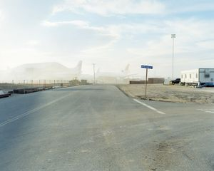 George Air Force Base / Southern California Logistics Airport, Victorville, CA, from the series Mojave © Markus Altmann