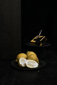 Lemons (1200 B.C.) and Walkman (1980's)