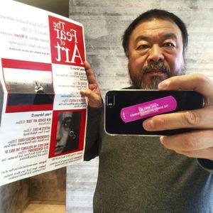 30. Januar (January 30), 2015. Courtesy of Ai Weiwei Studio.