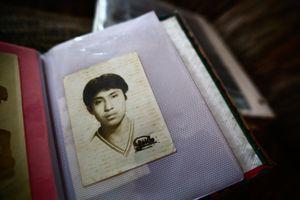 Picture of Gerardo from his teenage years. © Meeri Koutaniemi