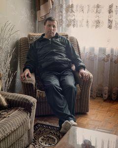 Lieutenant Colonel Vladimir Solonenko Military Inteligence /ICBM Missile Crew Commander