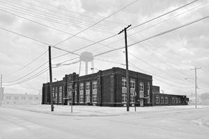 """""""Sumner High School, Cairo, Illinois"""""""