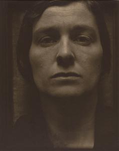 Rebecca, New York. Paul Strand, 1921 © Paul Strand Archive, Aperture Foundation
