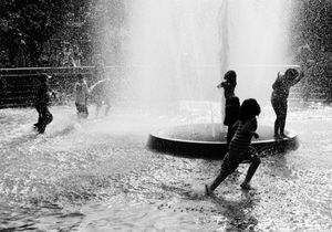 Washington Sq. Fountain