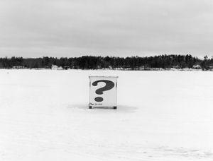 "Minocqua Lake, Minocqua, Wisconsin, USA, 1999, from ""Touchless Automatic Wonder"" © 2009, Lewis Koch"