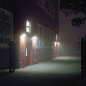 The Foggy Night, Untitled #4
