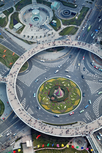 Interchange, Shanghai, China