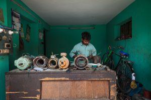 Electric Motor repairman