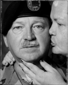 Soldier: Benson   368 Days in Iraq © Suzanne Opton
