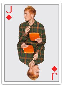 Planing Card - Jack of Diamonds