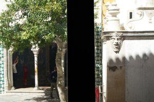 Courtyard, Sintra