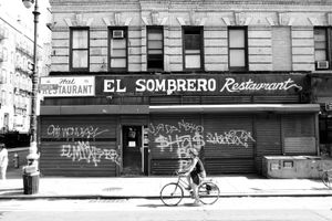 """""""El Sombrero"""", New York City, 2011 (Closed)"""