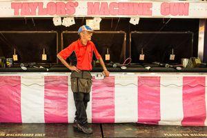 Taylors' Machine Gun, Chatham NY, 2014