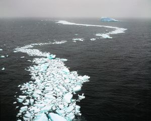The Wake of Ice