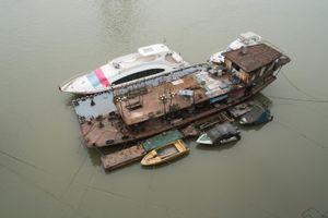The Yacht, Chongqing, China.