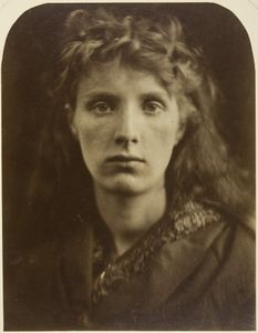 Mountain Nymph, Sweet Liberty (Mrs Keene) by Julia Margaret Cameron, 1866 © Wilson Centre for Photography