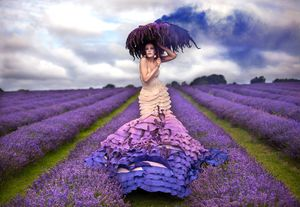 'The Lavender Princess'