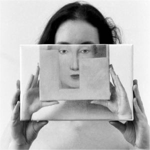 Kabuki Trio, 1st, from Transfigurations: A Collaboration, © photographer Richard Bram and painter Silvia Willkens, 2007