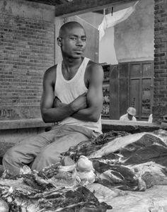 The Butcher_Rumonge, Burundi_2018