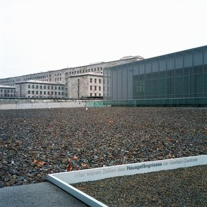Foundation of the House Prison and former Reich Aviation Ministry, Topography of Terror