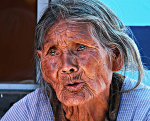 Desperation - La Paz, Bolivia, South America