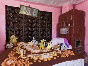Marica's marital bedroom © Maria Sturm