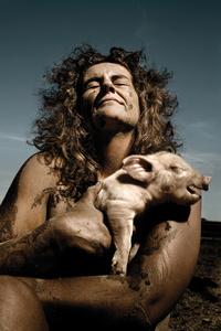 Dana the pig farmer