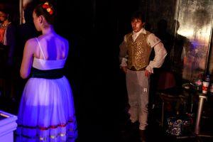 09 Nov 2017. Cork Opera House – backstage. Akzhol Mussakhanov.