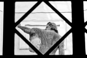 Arte in gabbia