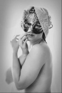 Rebecca,  Masked