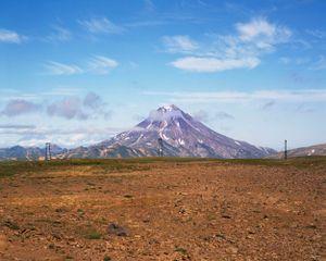 Vilyuchinsky volcano, Kamchatka.        © Maria Gruzdeva