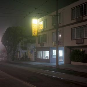 The Foggy Night, Untitled #9