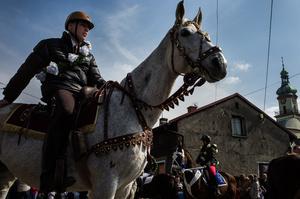 Easter Horseback Procession