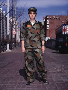 A Reserve Soldier, #1 © Jae-gu Kang