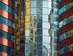 Bricks And Mirrors, New York City, New York