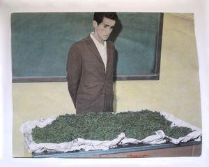 """""""Juan de Jesus Cifuentes Bautista - Cantidad suficienteparacinco milcigarrillos""""""""Jesus Cifuentes Juan Bautista - Sufficient amount to five thousand cigarettes""""25 Agosto1966"""