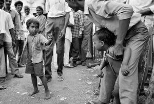 Street Children of Bombay