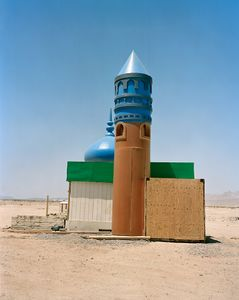 © Claire Beckett Simulating Iraq (United States, 2008-2010)  Courtesy of Noorderlicht Gallery, Holland.