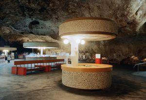 Kiosk, Carlsbad Caverns, USA 2006 © Wayne Barrar