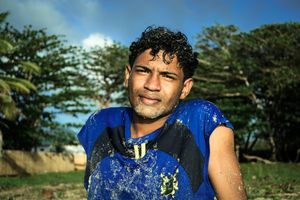 Boy from Nicaragua (2)