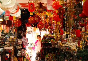 A Gift Shop, Chinatown
