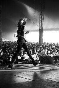 "Alison Mosshart ""The Kills"" - Paléo Festival 2012"