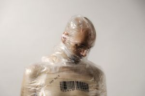 Self Portrait, Human Product I © SpirosK photography