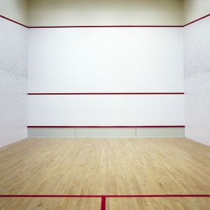 Squash Court, Concord Academy