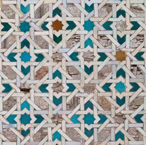 Alcazar Tile Study I                                        © Karen Strom