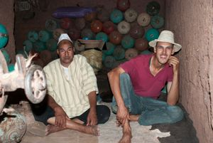 The Gas Merchants. Morocco